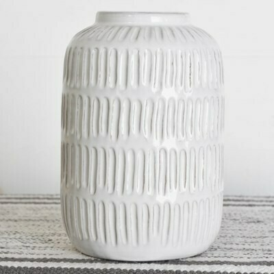 "9"" Modern Vase"