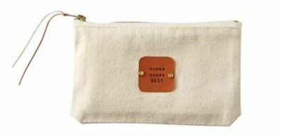 Momma Knows Best Canvas Pouch