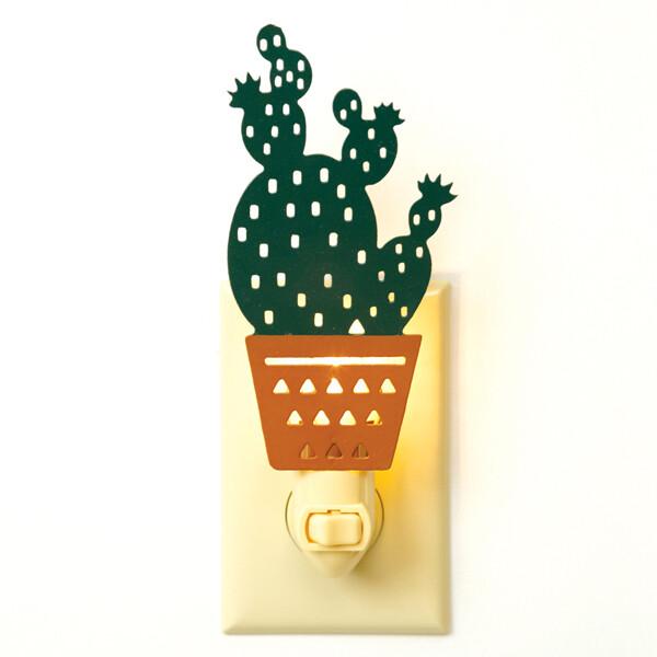 Cactus Night Light