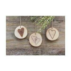 Hearts Tree Tag