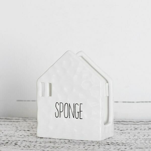 House Sponge Holder