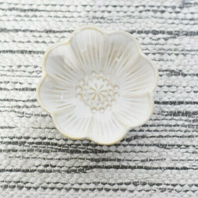 Flower Pattern Dish