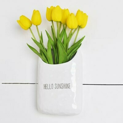 Hello Sunshine Ceramic Pocket
