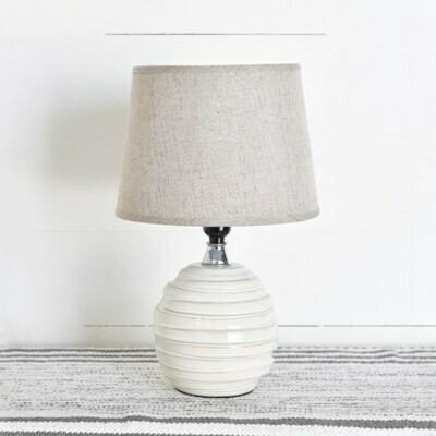 Circle Striped Lamp