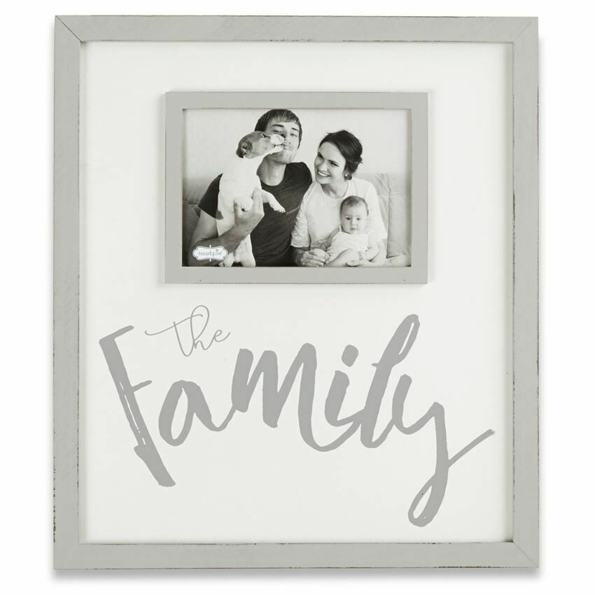The Family Picture Frame