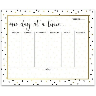 One Day Notepad