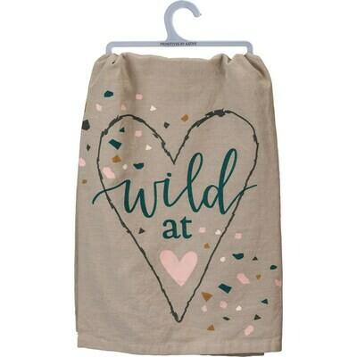 Wild at Heart Towel