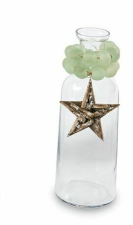 Star Driftwood Sea Vase