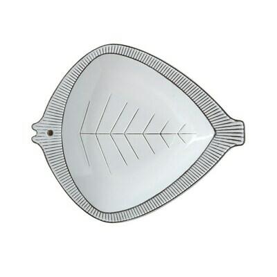 Lg Metal Fish Dish
