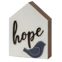 Hope House w Bird