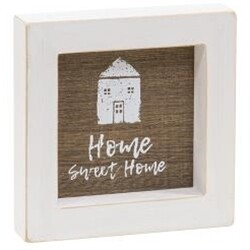 Home Sweet Home Sm Square Sign