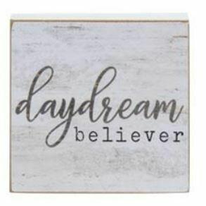 Daydream Wood Block