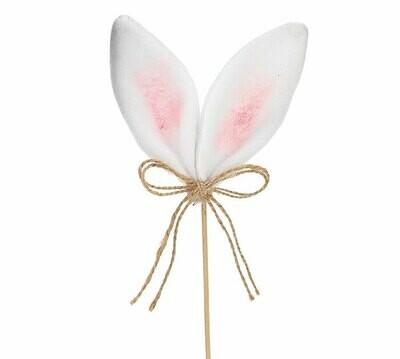 Fabric Bunny Ears Pick