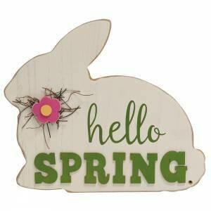 Hello Spring Bunny