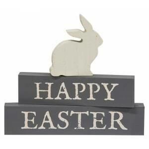 Happy Easter Block Stack