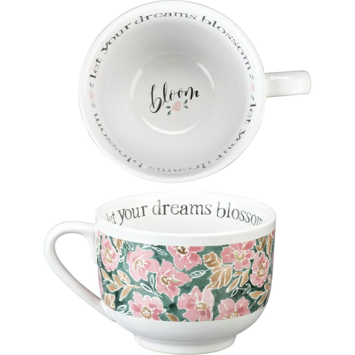Dreams Blossom Mug