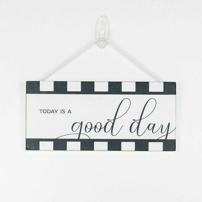 Good Day Hanging Sign