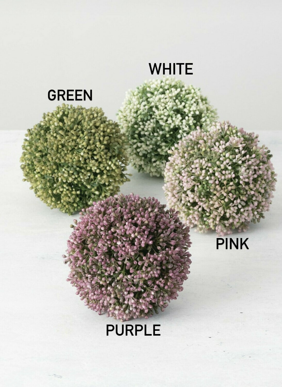 Green Berry Orb