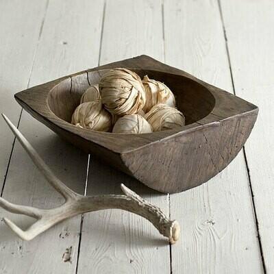 Split Log Bowl