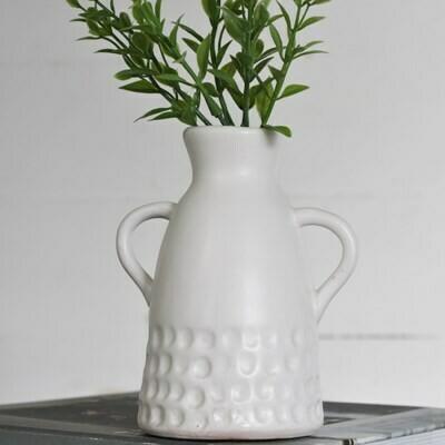 Dot Handle Jar
