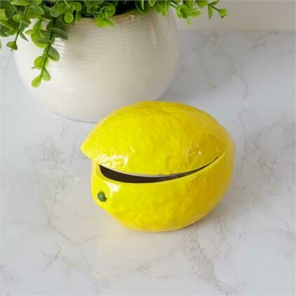 Lemon Dish w Lid