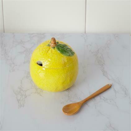 Lemon Jar w Spoon