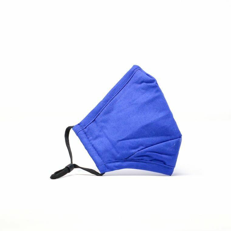 Blue Kids Mask