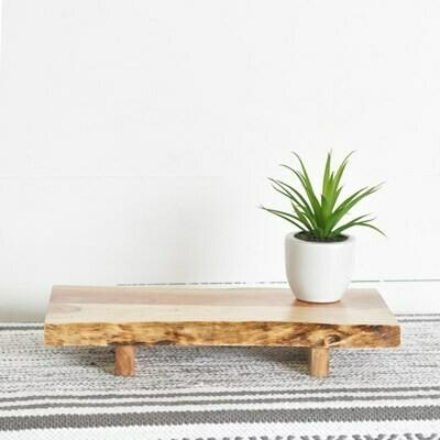 Live Edge Acacia Wood Board
