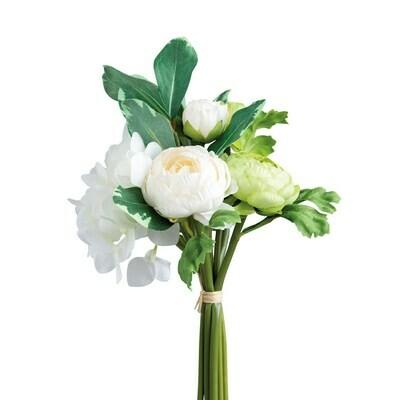 Cream Ranunculus Bouquet