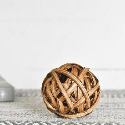 Wood Strung Ball