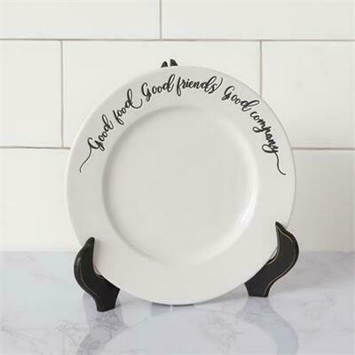 Good Food Plate