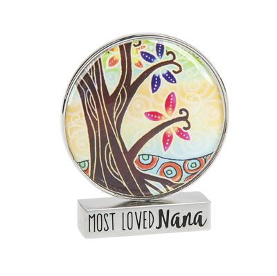 Most Loved Nana Tree Figurine