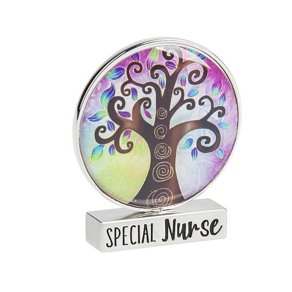 Special Nurse Tree Figurine