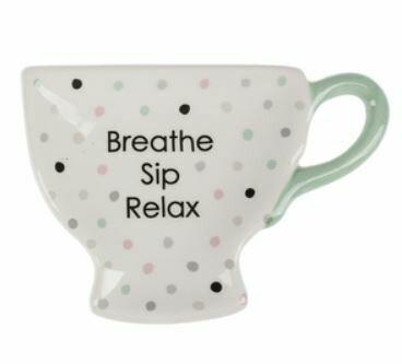 Breathe Tea Bag Holder