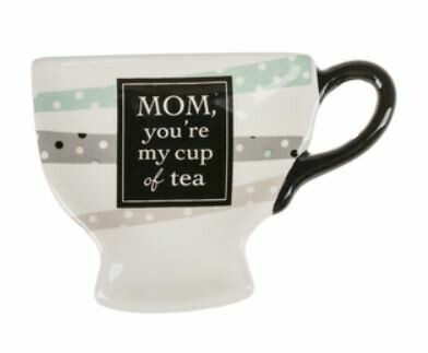 Mom Tea Bag Holder