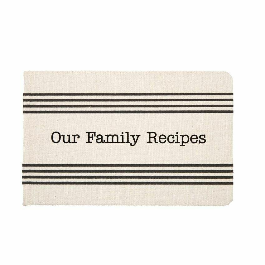 Family Recipes Book