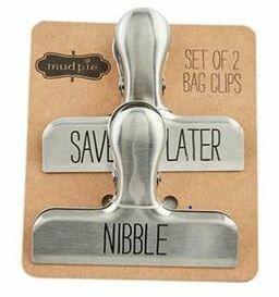 Nibble Save Bag Clips