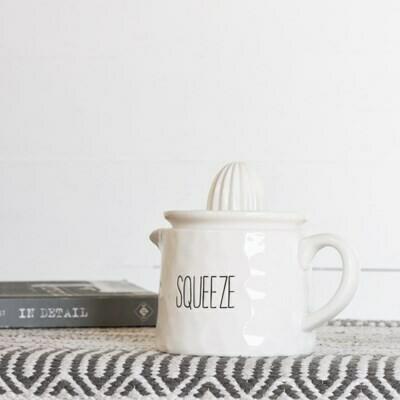 Squeeze Juicer Mug
