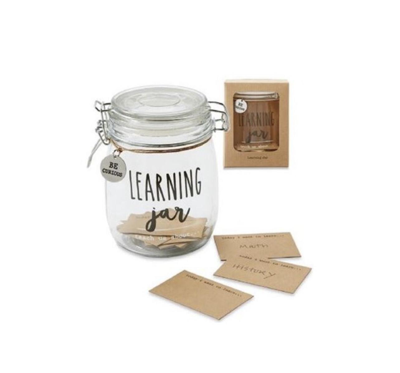 Learning Jar