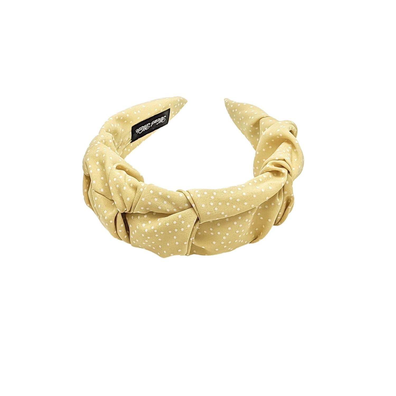Yellow Haley Headband