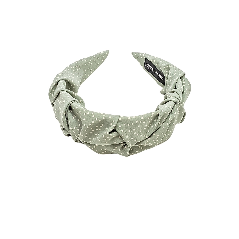 Green Haley Headband