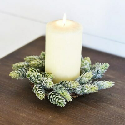 Hops Candle Ring