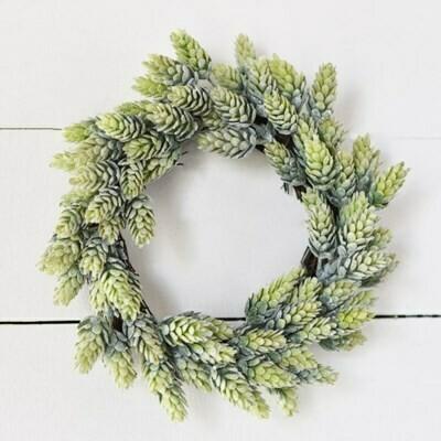 Hops Wreath
