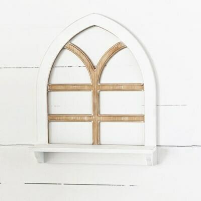 Arch Shelf