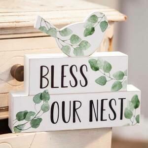 Bless Our Nest Bird Sitter