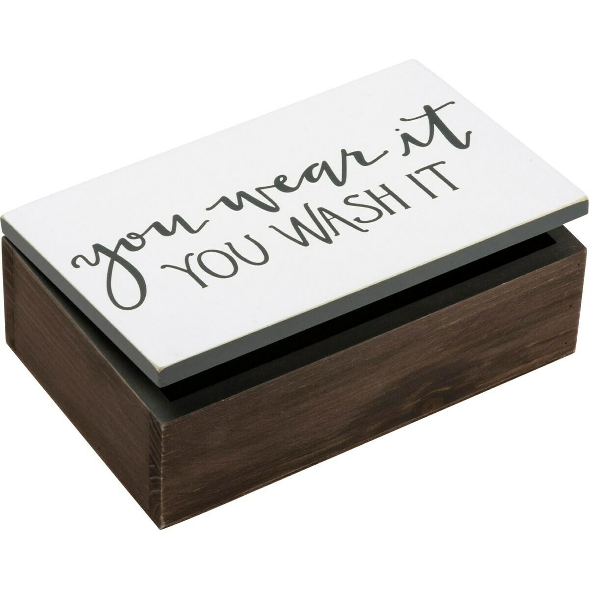 You Wear It Box