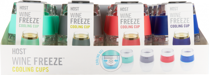 Red Wine Freeze Cup