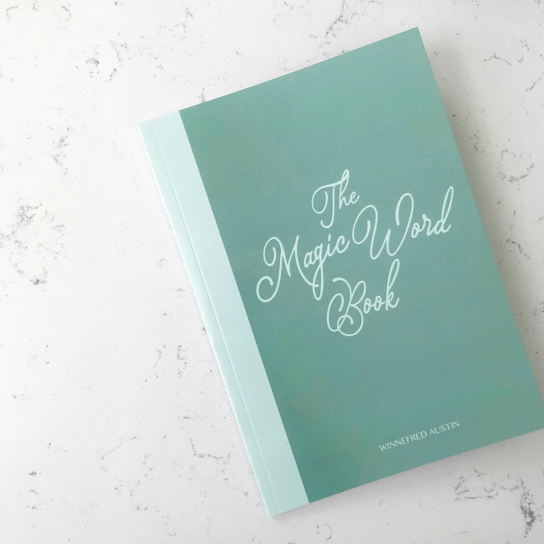 The Magic Word Password Journal