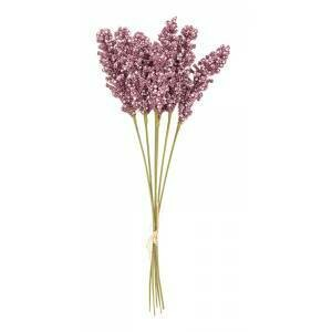 Purple Icker Flower Bouquet