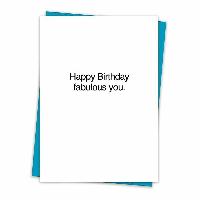 Fabulous You Card